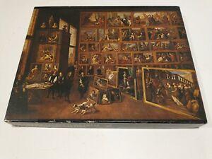 Vintage - SPRINGBOK Puzzle - Archduke Leopold Wilhelm Reviews His Gallery
