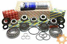 M32 Uprated Gearbox Rebuild Kit Contains 9 Bearings 5 Seals 3 Circlips
