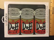 Universal Studios I Pad Case Duff Beer For 2nd, 3rd And 4th Generation