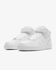 Nike Air Force 1 Mid'07 тройной белый 315123 111 размера 4Y-14 * новый в коробке *