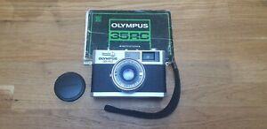 Olympus 35 RC 35mm Rangefinder Camera / Olympus E. Zuiko 2.8 f=42mm Lens