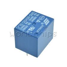 5Pcs Mini 5V Dc Coil Power Relay Srd-5Vdc-Sl-C Pcb 5 Pin Type