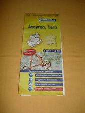 MICHELIN Carte Routière N°337 Local Lot, Tarn-et-Garonne 2002