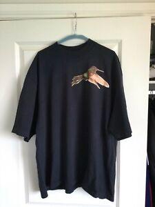 Kanye West Jesus is king merchandise t shirt large size.