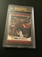 2012-13 Panini Hoops #223 Kyrie Irving RC BGS 9.5 Gem Mint w/10 surface Nets