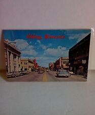 Vintage Postcard From Hibbing, Minnesota Bob Dylan