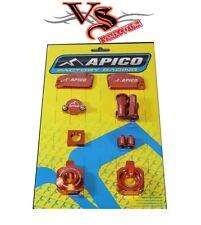 APICO FACTORY BLING PACK KIT KTM SX65 16-17 ORANGE MOTOCROSS MX