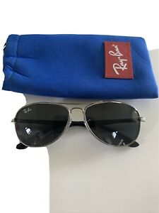 RAY BAN JR KID  Sunglasses  Aviator EUC