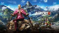 Far Cry 4 uPlay Game Key (PC) - Region Free - (no CD/DVD)