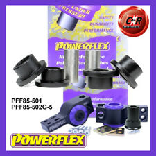 VW CC 12-17 Powerflex Front Wishbone Bushes NoLift+Caster PFF85-501/PFF85-502G-5