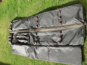 nash 12ft rod bag carryall holdall used once carp pike barbel fishing tackle