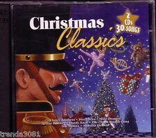 Christmas Classics 2CD Greatest CLANCY BROTHERS ARTHUR GODFREY KATE SMITH Rare