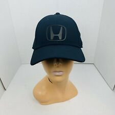 New Black On Black Honda Racing Cap One Size Fits All