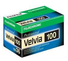 Fuji Fujichrome Velvia 100, 135/36 Kleinbildfilm (MHD 11/2020)