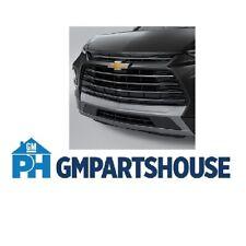 2019-2020 Chevrolet Blazer Grille Bar Insert In Black 84315814 GM
