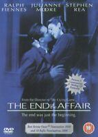 Nuevo El Extremo Of The Affair DVD