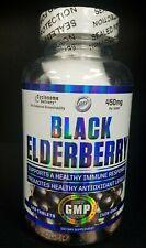 Hi-Tech Pharmaceuticals Black Elderberry 450mg 120 tablets