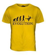 POLE DANCER EVOLUTION MENS T-SHIRT TEE TOP GIFT DANCING CLOTHING