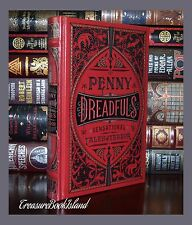 Penny Dreadfuls Sensational Tales Of Terror Poe Leather Bound Sealed Collectible