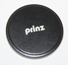 Prinz - Vintage 52mm Metal Slip-On Lens Cap - vgc