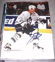 MATS SUNDIN Signed In Person TORONTO MAPLE LEAFS Autographed 8x10 Photo L@@k