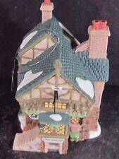 Dept 56 1993 Collector's Edition The Pied Bull Inn Ornament Mib Dickens