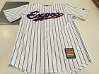 Montreal Expos Cool Base Majestic Retro Jersey Medium MLB Baseball Cooperstown