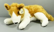 Lovely Retired ©2001 Large Ty Beanie Buddy ~ Collie Dog ~ Cassie