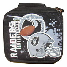 NEW Lunchbox Accelerator Oakland Raiders Insulated Lunch Box