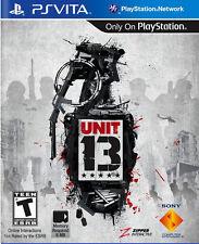 Unit 13 PSV New playstation_vita
