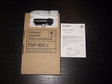 Brand New original PSP camera psp-450 x