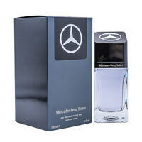 Mercedes Benz Select by Mercedes Benz 3.4 oz EDT Cologne for Men New In Box