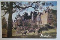 Montsalvat Eltham Victoria Vintage Collectable Postcard.