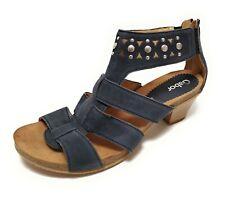 Gabor Damen Römer Sandalen Sandaletten Sommer Schuhe Leder Women Sandals MOR