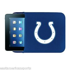Indianapolis Colts NFL iPad NetBook Tablet Protector Sleeve Computer Case Skin