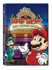 Super Mario Bros. Super Show - Box Office Mario (DVD, 2009)