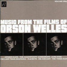 Music From The Films of Orson Welles: Vol. 1 U.K.
