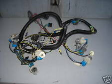 88-91 PONTIAC GRAND PRIX SE TAIL LIGHT HARNESS WIRING   #160