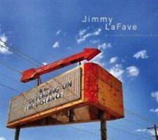 LAFAVE, JIMMY - DEPENDING ON THE DISTANCE NEW CD