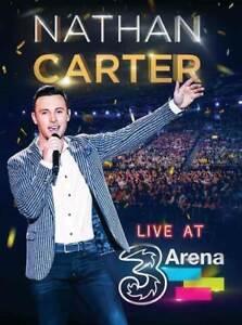 NATHAN CARTER - LIVE AT 3 ARENA DUBLIN (NEW) 2017 DVD