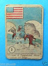 figurines vav picture cards cromos figurine vav 2 anni 40 dopoguerra marines ss