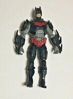 The Dark Knight Hover Attack Batman Power Tek Figure DC Hero Zone Mattel #M5062