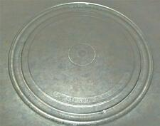 "Microwave Turntable Pebbled Glass REPLACEMENT 10.75""  AO11 33    #2"