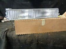 OEM GM 1980-1983 Front Bumper Parking Lamp HOUSING, #5936629, FITS BUICK REGAL
