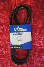 REPLACMENT for SCAG 483172 COGGED DRIVE BELT fits SMTC SMWC STC STWC W/ KEVLAR