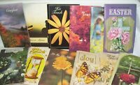 Lot of Twelve Inspirational Booklets from 1980 's Comfort Never Alone His Touch
