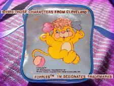 👜 POPPLES Vintage 1986 MINI Borsetta SMALL Shoulder BAG Potato Chip NEW f/STORE