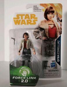 Star Wars Force Link 2.0 Qi'Ra (Corellia) Figure - NEW