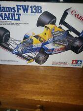 Tamiya Williams FW-13B Renault R.Patrese 1:20 Scale Model Kit #20025 NEW