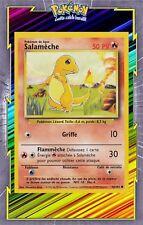 🌈Salamèche - Set de Base Edition 2 - 46/102 - Carte Pokemon Neuve Française